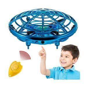 LED21 Létající LED UFO dron se senzory